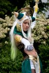 Nu Wa - warriors orochi 2 by SweetLuminia