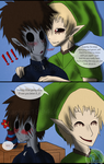 Adventures With Jeff The Killer - PAGE 45 by Sapphiresenthiss