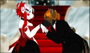 Shall we dance love - contest by nellylover