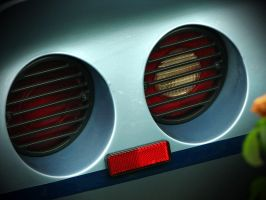 corvette c3 taillights by AmericanMuscle