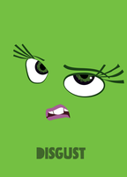 Inside Out of Disgust by CubedMEDIA