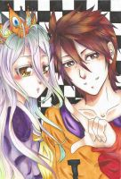 No Game No Life by AnImAtEd-MeDoW
