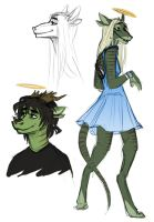 Sufyan and Zenana by TheScatterbrain