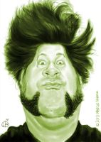 Adam Pate Caricature by Jubhubmubfub