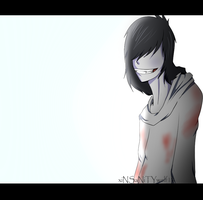 Jeff the Killer by xiNSaNiTYwolf13
