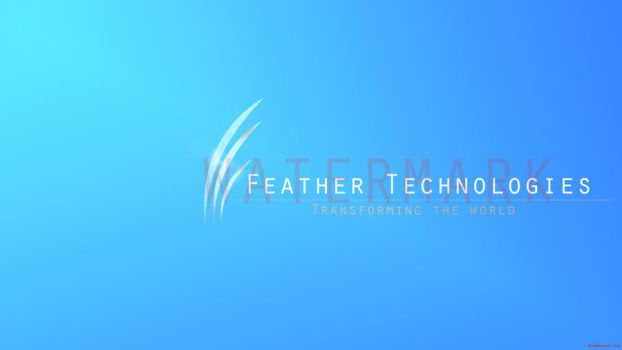 Quick Logo: Feather Technologi by brandonio21