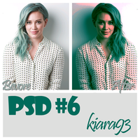PSD Hilary Duff by Kiara883
