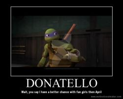 Donatello by kensingtonarts101