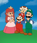 .:Welcome to the Super Mario Bros Super Show !:. by JACKSPICERCHASE