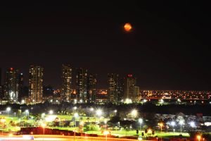 dubai moon-1 by vinayan