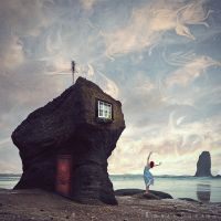 Good morning sky by Rosomaxa