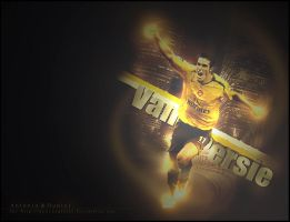 Van Persie feat Hunter by Ant0ni0