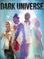 Dark Universe Anthology Cover by Djele