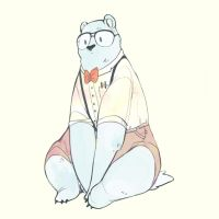 polaris bear by stare507