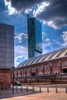 Hilton Hotel Manchester by Xzavier-JP
