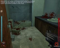Heres The...Bathroom by DeathDealerBonnie897