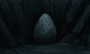 Ancient Egg by Filtered-Suliva