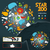 Star Zoo - on Woot by MdMbunny