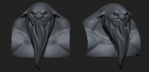 EarthShaker WIP00 by Arkadius