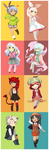 pixel set o1 by miite