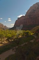 Zion National Park HDR by Wyco