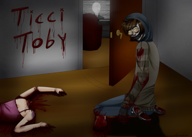 Ticci Toby ::Collab:: by Mikapower19