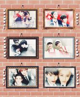 EXO Graphics. What's your favorite pairing? Part.2 by kamjong-kai
