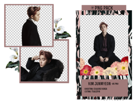 EXO - Kim Junmyeon(Suho) PNG Pack by TugcePir