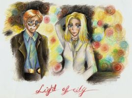 CSI Miami: Light of city by SirSubaru