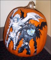 Shinigami Pumpkin by zankara