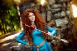 Brave - Princess Merida_10 by GreatQueenLina