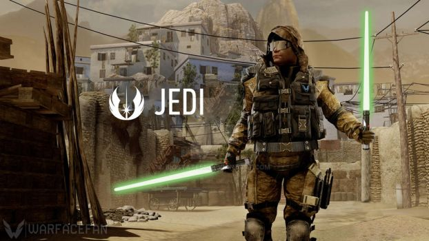 Warface Jedi by Biostate56