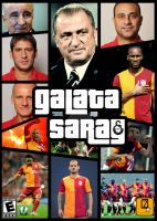 GTA Galatasaray Edition :) by ozturkdesign