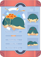 PKMNation: Shou the Cyndaquil Reference Sheet by pixielog