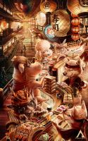 SUSHI TIME by Apolar
