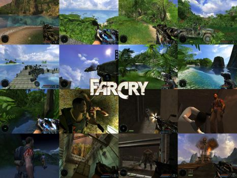 Far Cry Wallpaper by TheRealHabib