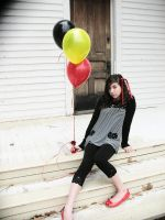 Ballons. by alblev4