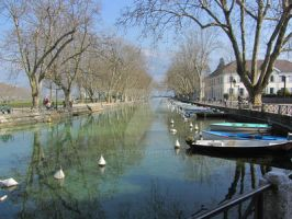 Annecy by Emelyse