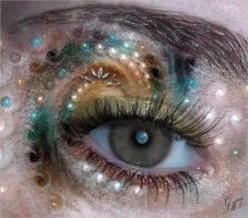 Fractal Eye III by GypsyH