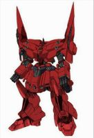 Perfect Neo Zeong by MegaGundam7778