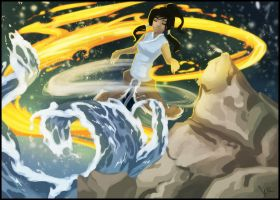 Legend of Korra by AvannTeth