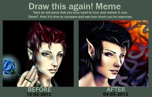 Before and After by RiaMcVee