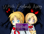 While England's Away (Version 1.1.4) by Auro-Sya