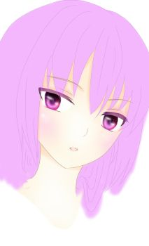 Pink (unfinished) by ZarlenClaire