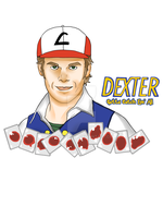 Dexter gotta catch em all by BunnyBread