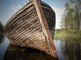 The Boat by Petritap