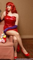 Jessica Rabbit by The-Cosplay-Scion