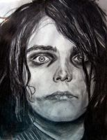 Gerard Way by KatyChemical