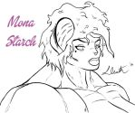 New character: Mona by the-Sleuth