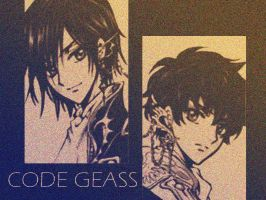 Code Geass wall by dheeka